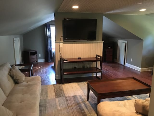 Private Studio Apartment in Historic Pinebluff - Pinebluff - Appartement