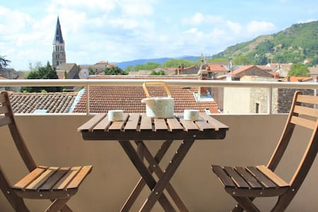 private room with beautiful view - Tain-l'Hermitage