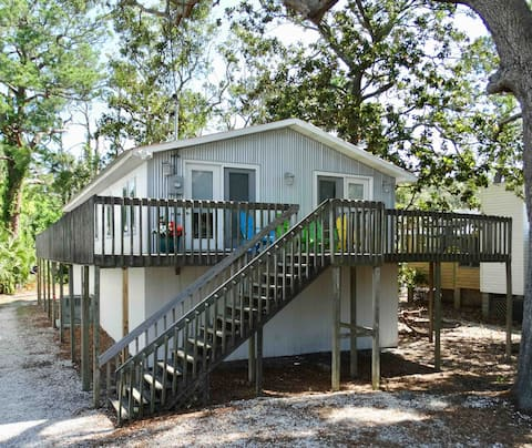 Dockhouse at Tybee Oaks- Immaculate 2 BR 2 Bath