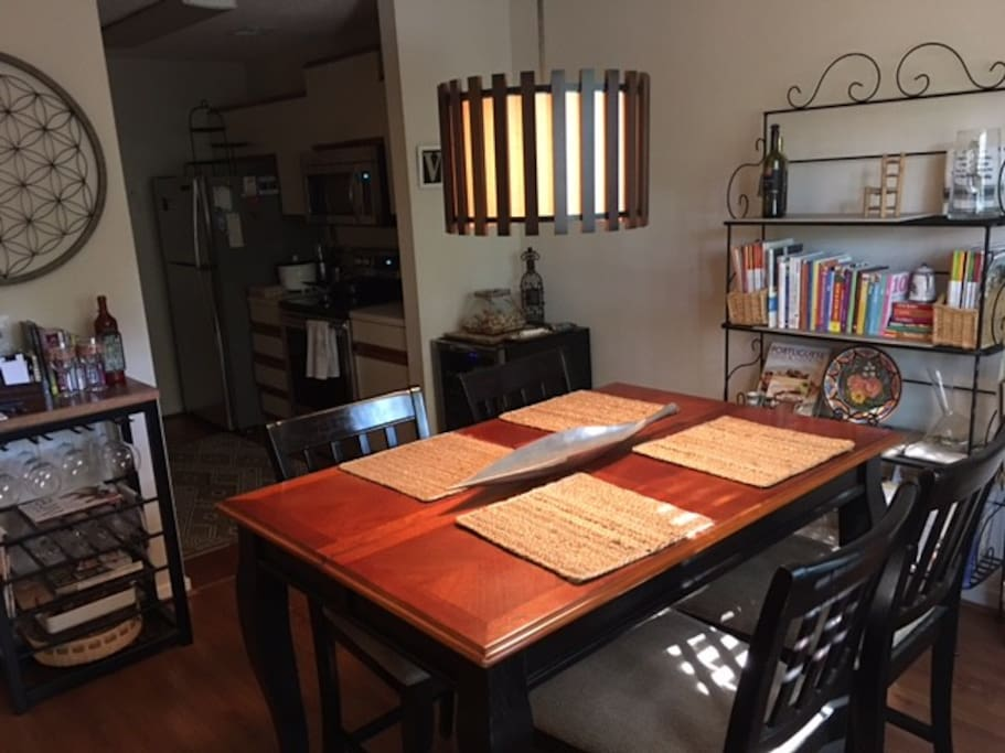 Dining- Kitchen - Shared