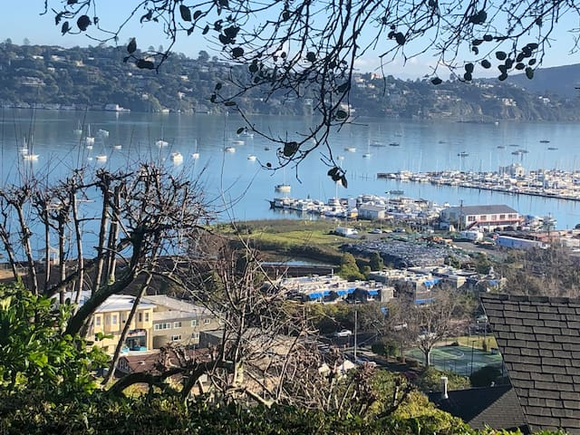 Sausalito with Beautiful Views Long Term Rental
