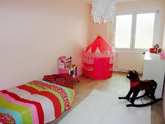 Appartement 110 m2 en centre ville - Saint-Étienne - Apartment