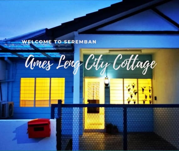 Ames Leng Seremban City Cottage