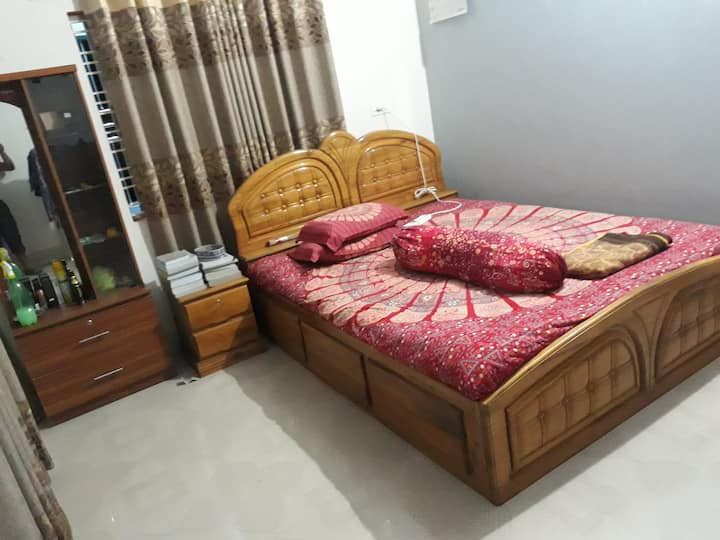 Furnished Family Apartment in Dhaka