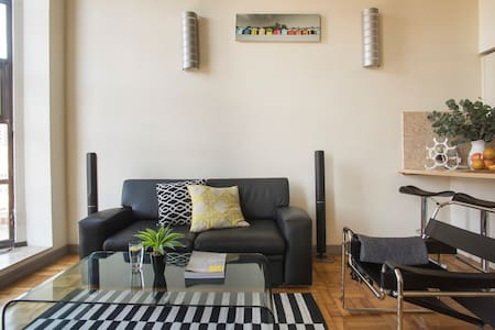 Cape Town Inner City Living at Its Best - Kaapstad - Appartement