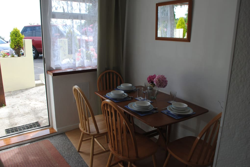 Huccaby dining area