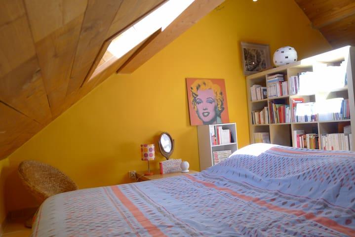 Chambre aux Étoiles - Fraissinet-de-Lozère - Rumah