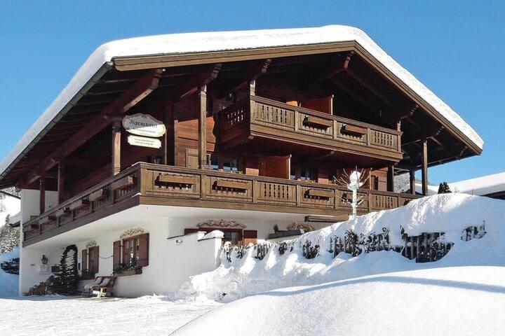 4 Sterne Ferienhaus in Reit im Winkl