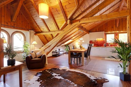 Grand Appartement de Charme, Panorama Exceptionnel