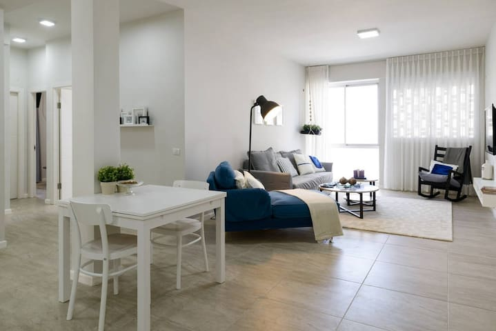 Rabin Square View - Amazing 3BR 140 SQM Apartment!