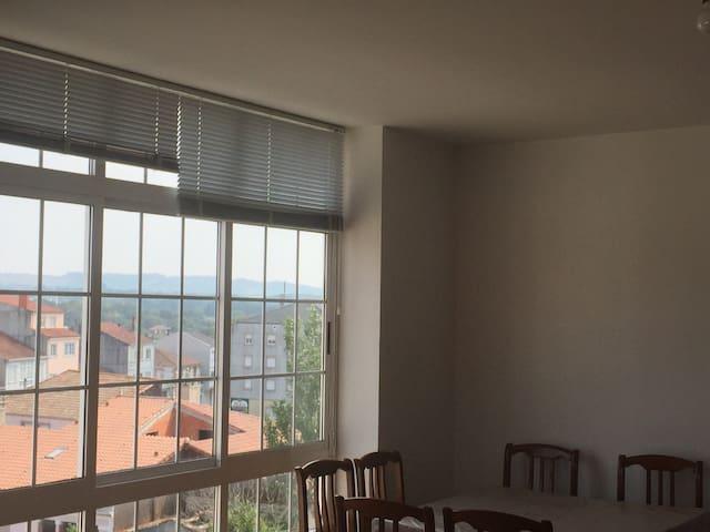 Habitaciones privadas en camino de santiago - Monterroso - Apartament