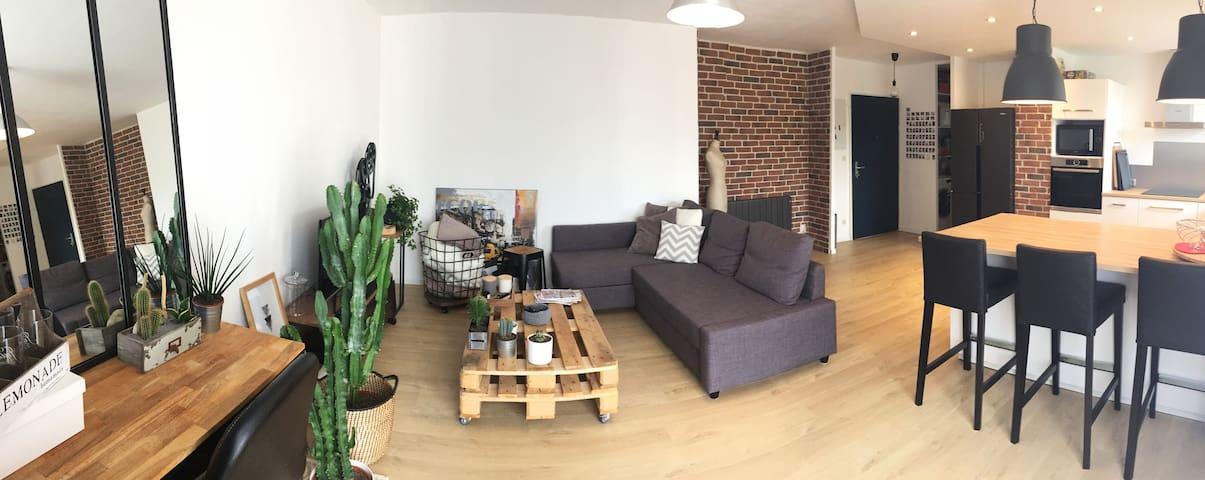 Appartement de 60m2 - Orléans Centre Sud Loire