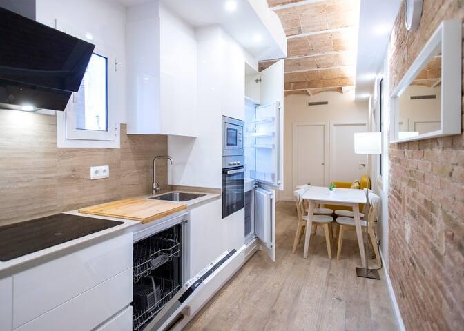 Alquiler habitacion individual