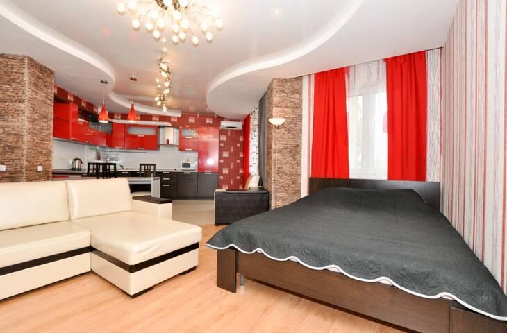 Квартира в центре (люкс)
