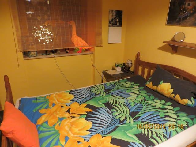 Schlafzimmer für Gäste
