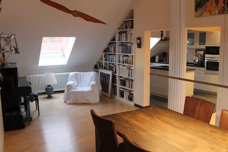 Schöne große Maisonettewohnung nahe Frankfurt - Friedrichsdorf