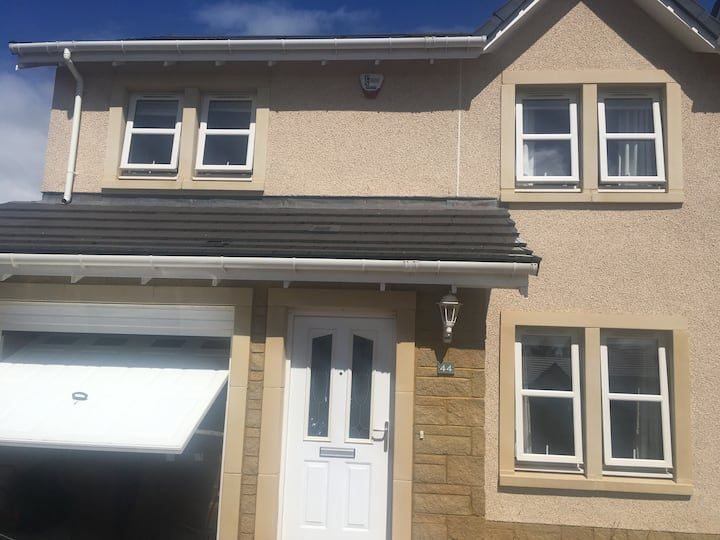 A double room for let in home with owner living in
