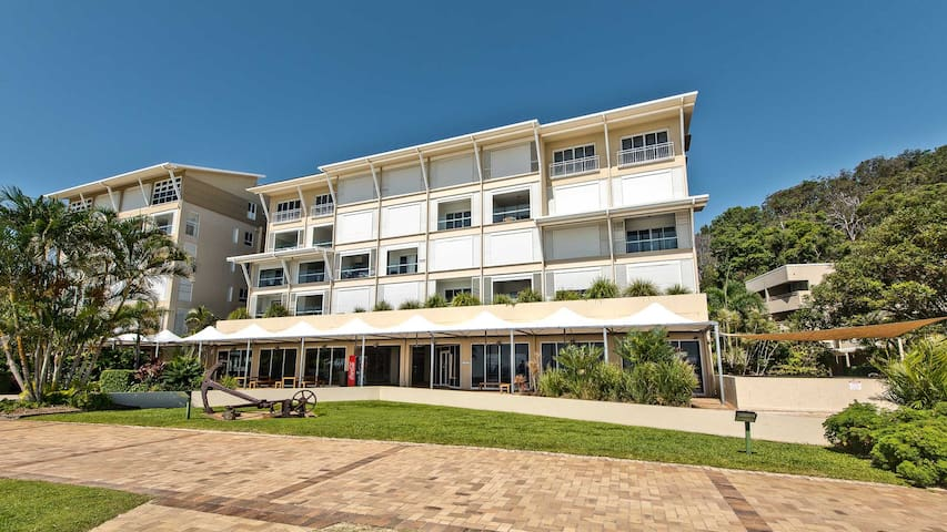 Deep Blue Apartment 20 - Moreton Island - Wohnung