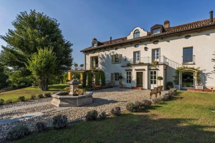 Villa San Marzano Luxury Estate