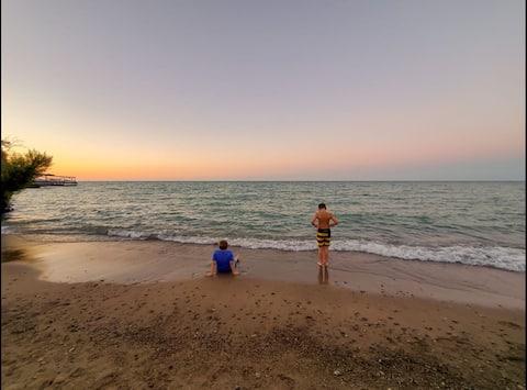 Beach House Outdoor Recreation Family FUN Paradise