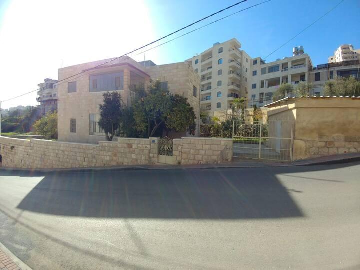 A private villa outside of Bethlehem