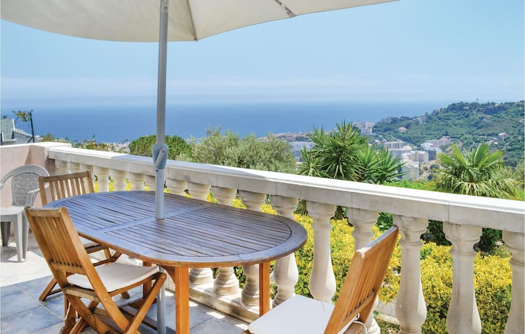 Holiday apartment with 1 bedroom on 50m² in Bastia/ Pietrabugno