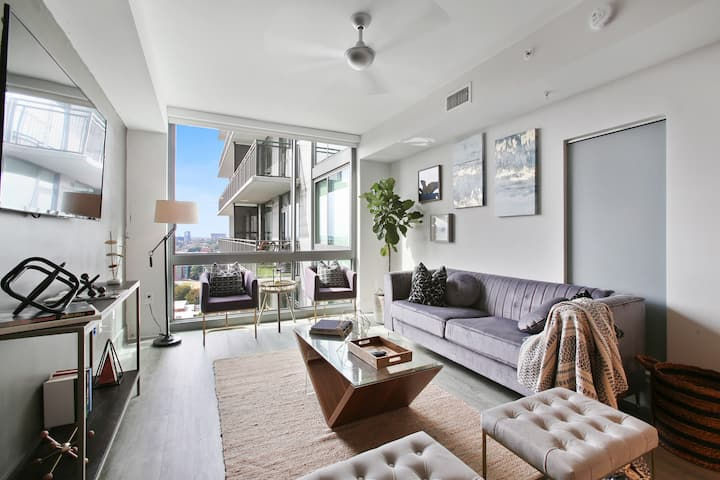 Elegant Chic Palace With City Views