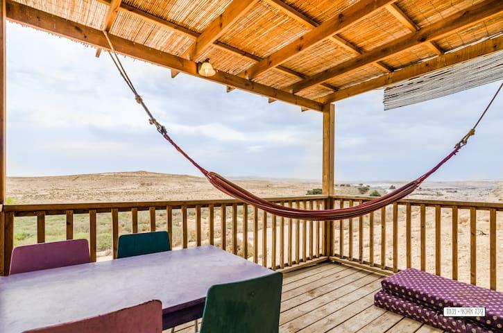 Shamballa Ezuz Desert Hospitality - cabin 2