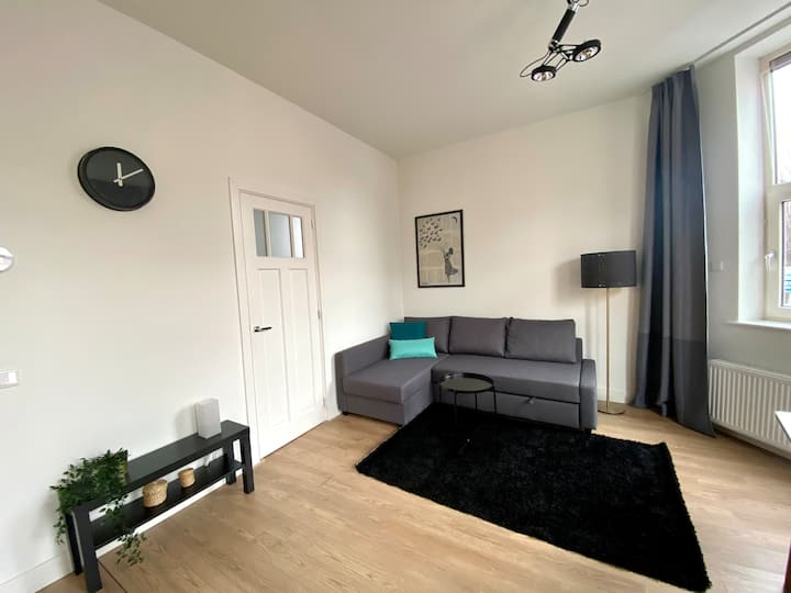 Modern & fully equipped apartment Utrecht