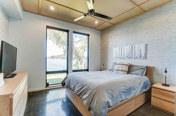 Master Bedroom with a view!