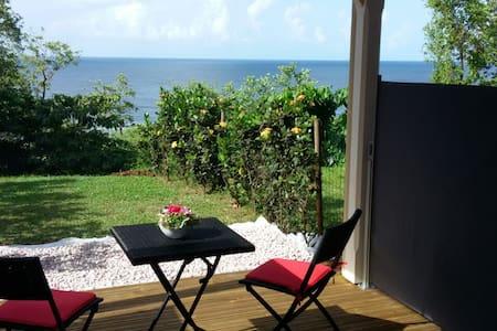 Paradis Tropical avec belle vue mer - Apartment