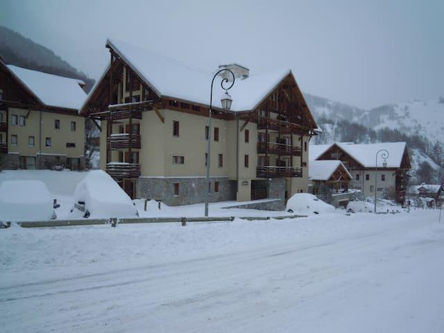 Au pied des pistes - Valloire - Apartamento