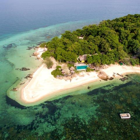 Koh Munnork Private Island Bungalow