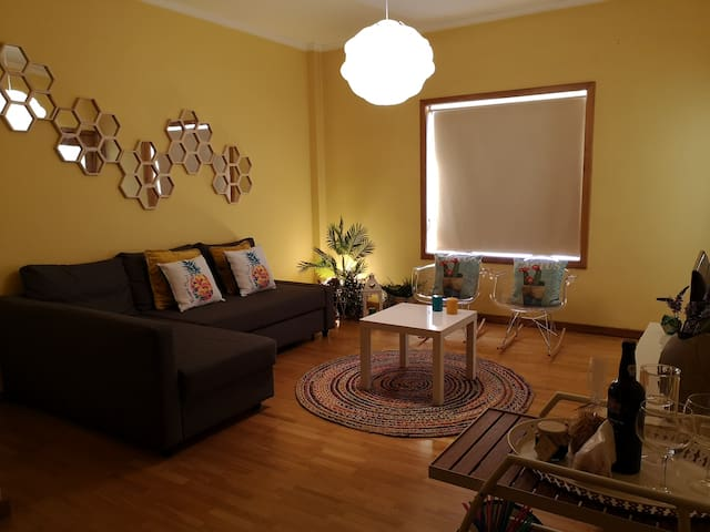 Apartment in Matosinhos near the beach