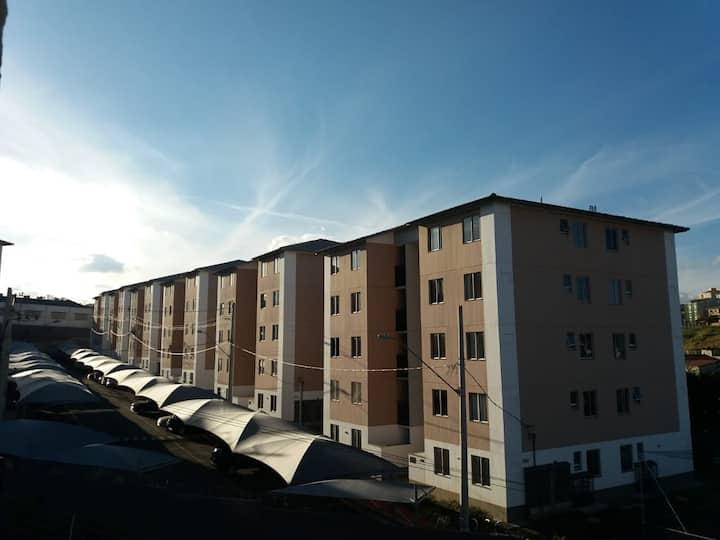 Apartamento em BH próximo ao centro.