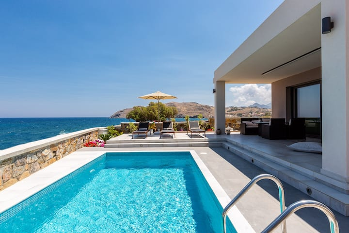 Ethereal seafront luxury Villa
