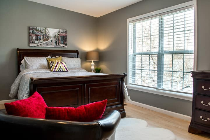 Cozy getaway in Fairfield - EXPERTLY SANITIZED
