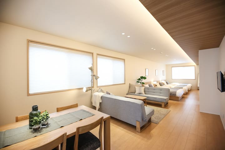 ★Newly built in 2019★japan designer's room!