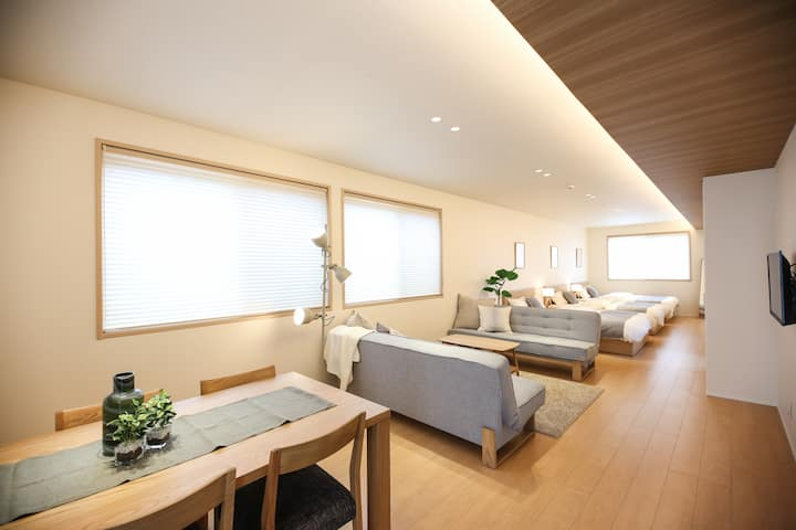 ★Newly built in 2019★japan designer's room!