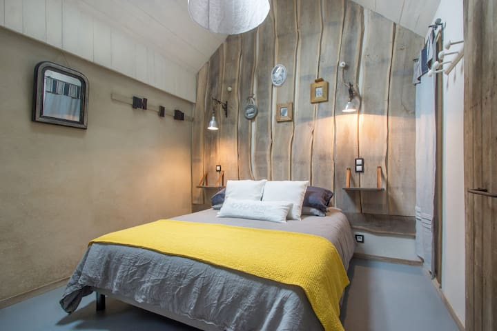 gite chic&cosy la clé des champs - chambre d'hôtes - Martigné-Ferchaud - Bed & Breakfast