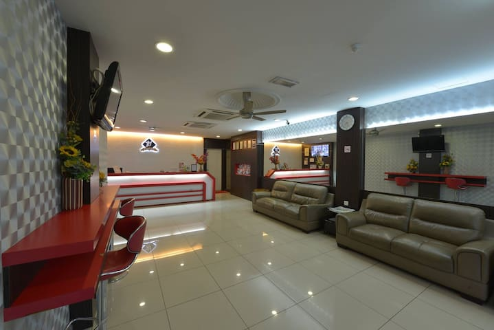 40Pax-20Rooms with bathroom! Advanced Booking!!