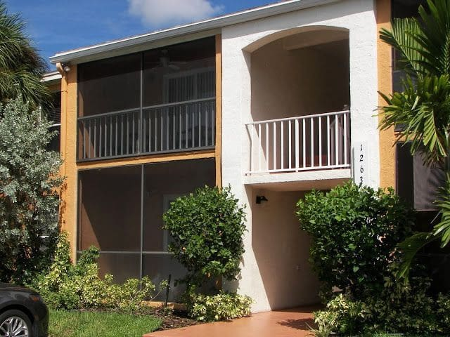 Furnished  Ext Term 2 BR Ft Myers Condo,  ExcLoca