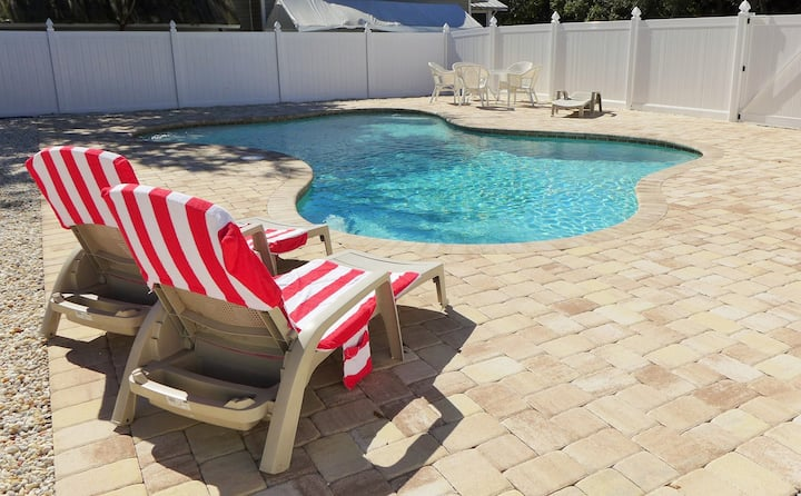 Apt. SANIBEL in Ft. Myers * Barra Villa Resort  *