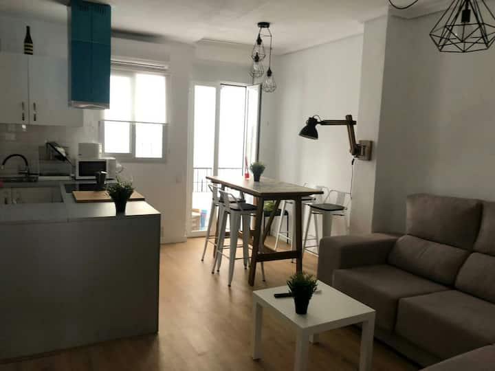 Estupendo apartamento muy estiloso