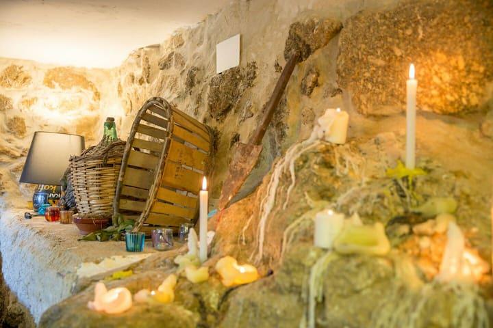 Casa de piedra,VISTAS VALLE EN FLOR - Casas del Castañar - Ev