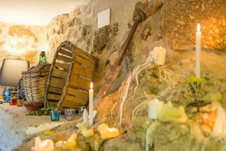 Casa de piedra,VISTAS VALLE EN FLOR - Casas del Castañar