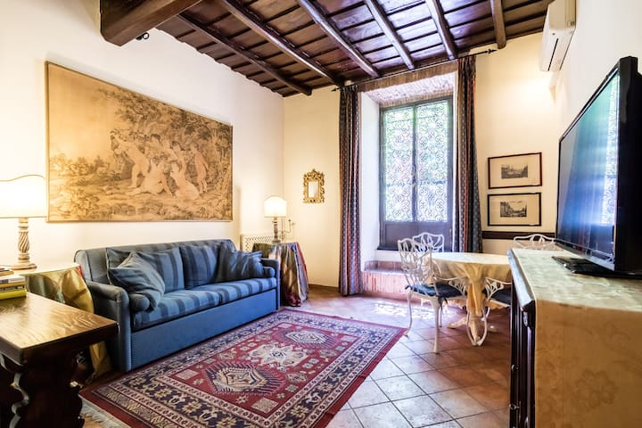 Cozy Apartment Rione Monti - Rom - Wohnung