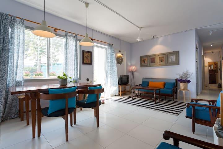 Doors & Doves 3 - Ciudad de Ho Chi Minh - Apartamento