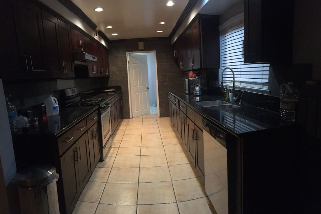 Kitchen recently remodeled & all new appliances