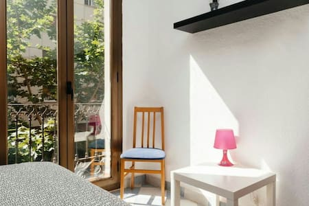 ¡City Center! ¡Sagrada Familia! 1*3 - Barcelona - Apartment